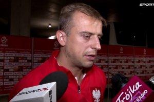 "Mecz Polska - Holandia. Grosicki: ""Grali�my z bardzo dobrym zespo�em"""
