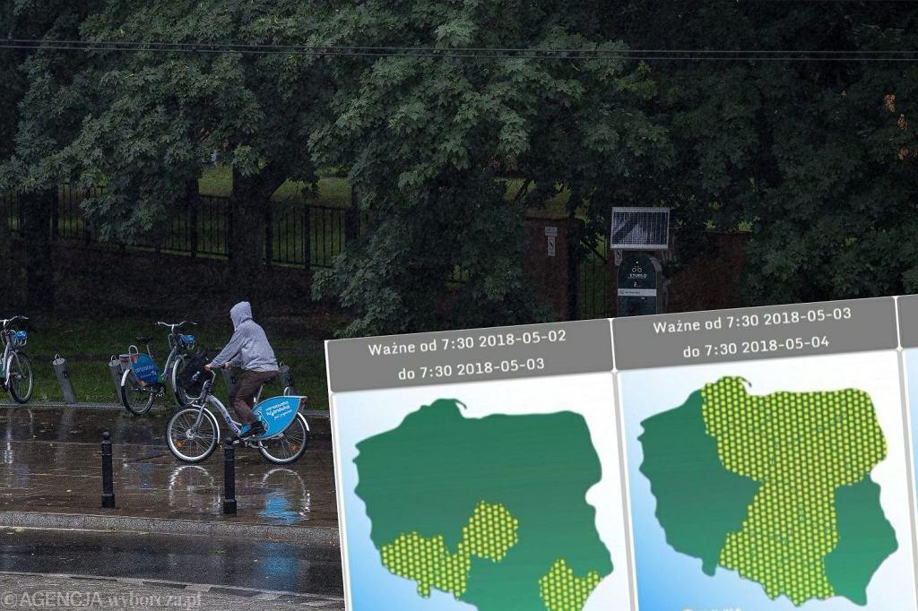Ostatnie Dni Sielskiej Pogody Połowa Kraju Z Ostrzeżeniami Imgw