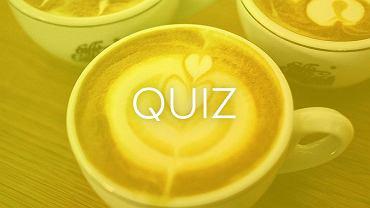 Wiesz, czym si� r�ni espresso od latte? Sprawd�, czy rozpoznasz kaw�!