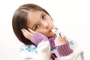 Przezi�bienie u dziecka: obalamy mity