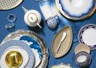 Nakrycie stołu: wszystko w błękicie