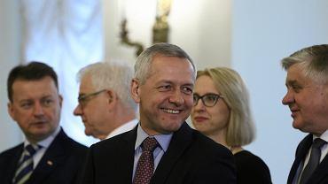 Minister cyfryzacji Marek Zagorski