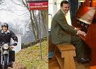 Zabytkowy dworek, ko�cielne organy w salonie, 14 hektar�w ziemi... Tak mieszka Rados�aw Sikorski