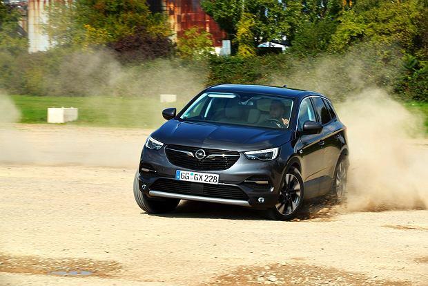 Opel Grandland X | Pierwsza jazda | Francusko-niemiecki mariaż