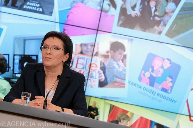 Społeczna studniówka Ewy Kopacz. Po wygaszeniu konfliktu z lekarzami, rozpoczęła polityczne życie