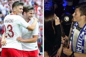 Dawid Kownacki nową gwiazd reprezentacji Polski w piłce nożnej