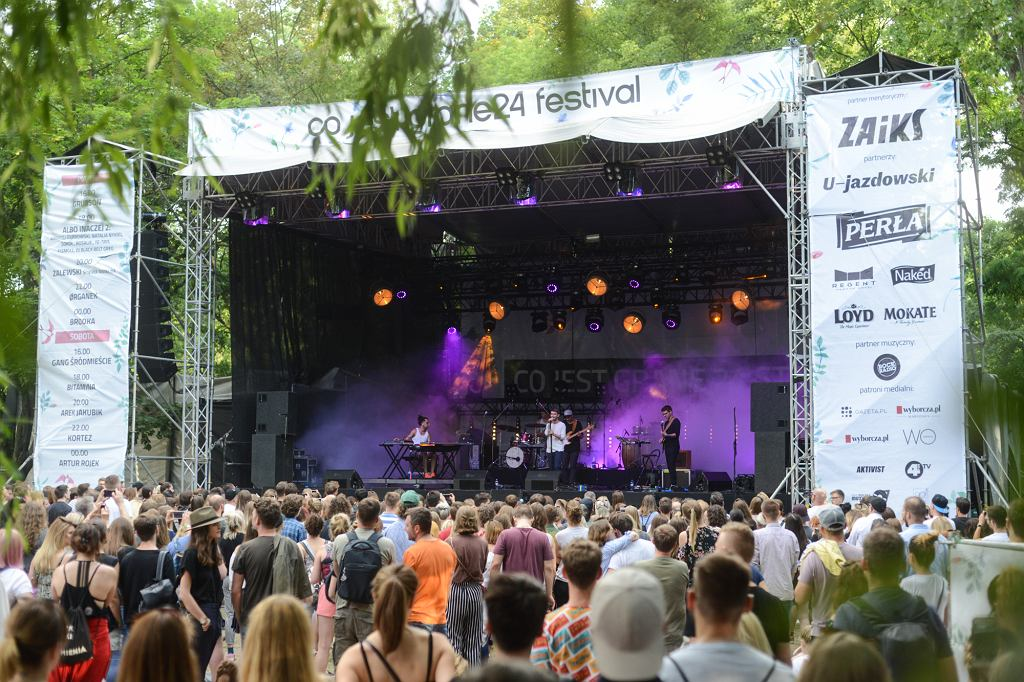 Bitamina na Co Jest Grane 24 Festival / Maciek Jaźwiecki / Agencja Gazeta