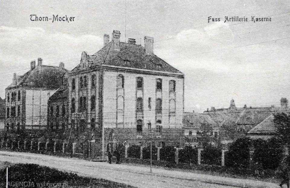 Zdjęcie numer 20 w galerii - Tak wyglądały przedmieścia Torunia na przełomie XIX i XX w. [ZDJĘCIA]