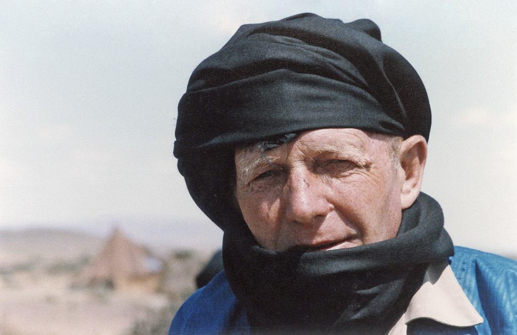 Halik podczas jednej ze swoich podróży (fot. archiwum prywatne rodziny Halików / Wikimedia.org / Domena publiczna)