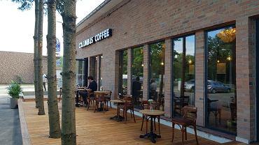 Columbus Caffee & Bistro przy ul. Przestrzennej