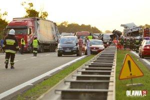Czarna seria na autostradzie A4. Wypadki to wina kierowc�w?