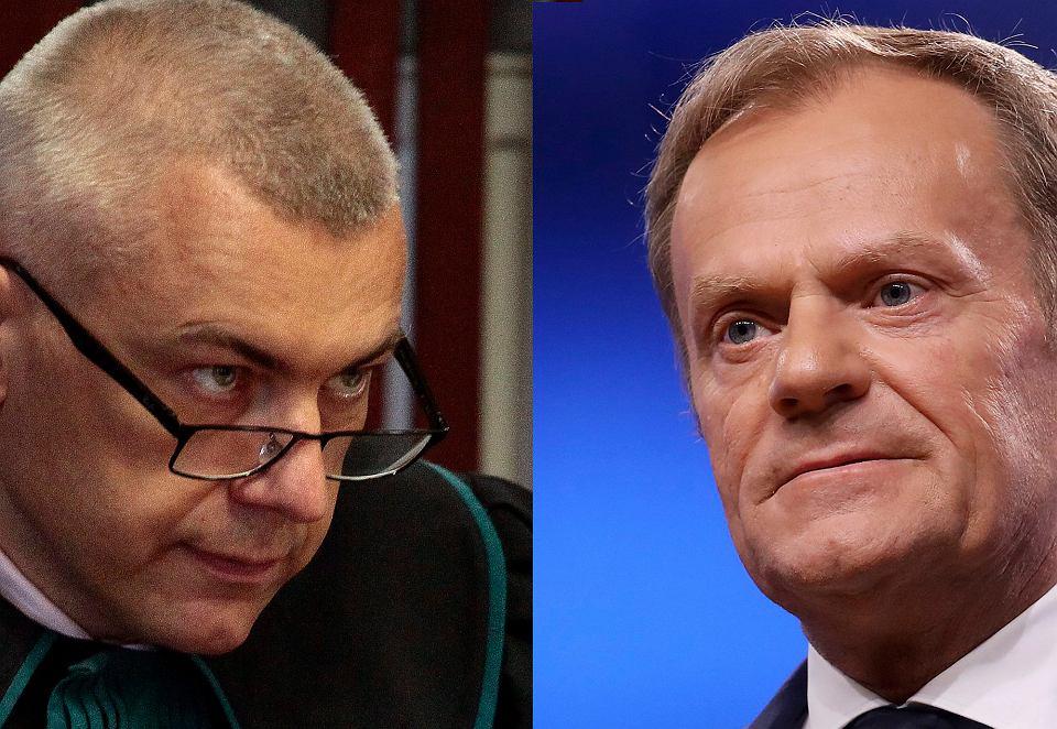 Roman Giertych będzie pełnomocnikiem Donalda Tuska w śledztwie dotyczącym współpracy polskich służb z rosyjskim FSB. Tusk wystąpi w charakterze świadka.