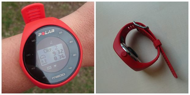 zegarek Polar M200