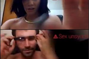 Seks w okularach (Google)