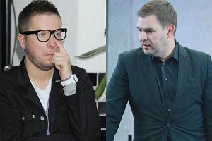 Tomasz Kin i Tomasz Karolak