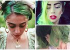 Katy Perry nie jest jedyna! Zobaczcie, które gwiazdy poza nią przefarbowały włosy na zielono