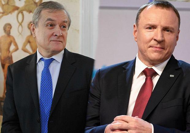 Wicepremier Gliński miał z tym kłopot, a pan, prezesie Kurski? Czy płaci pan abonament? Czekam na dowód