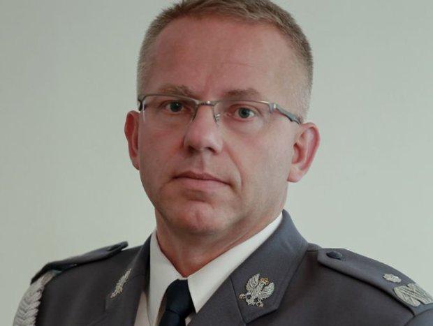 Zast�pca KG Policji, nadinsp. Cezary Pop��wski
