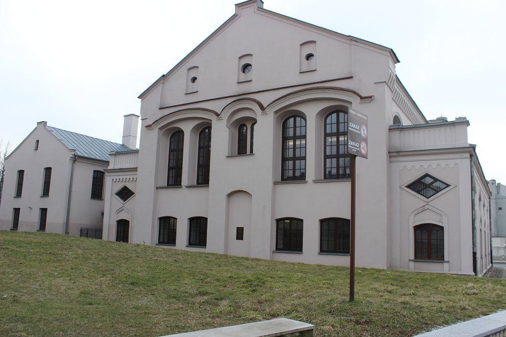 Wielka Synagoga w Piotrkowie Trybunalskim (fot. Bartosz Józefiak)