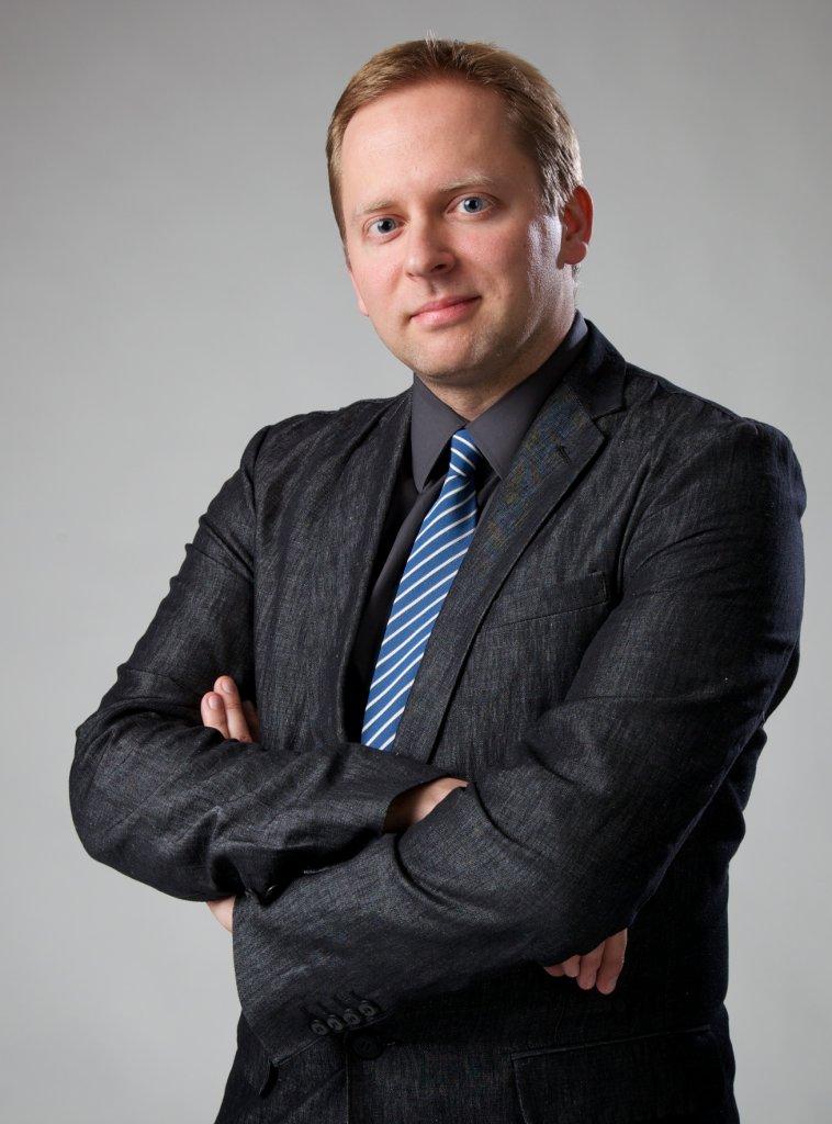 / Michał Oleszczyk, dyrektor artystyczny Festiwalu Filmowego w Gdyni Fot. Sławomir Pultyn