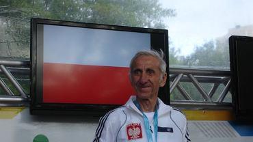 Jan Morawiec mistrzem świata weteranów w maratonie