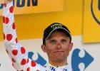 Tour de France. Rafa� Majka liderem klasyfikacji g�rskiej po 16 etapach!