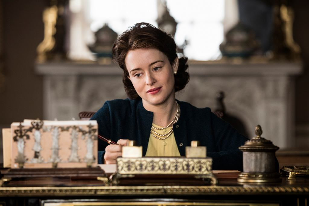 'The Crown', kadr z serialu. / Stuart Hendry / Netflix
