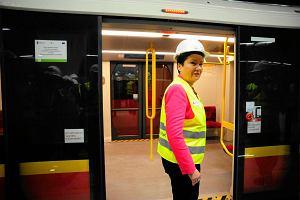 Gronkiewicz-Waltz: Trudno dzi� poda� konkretny termin otwarcia II linii metra