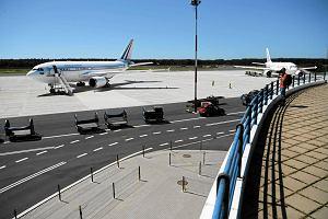Lotnisko w Goleniowie na sprzeda�. G��wny udzia�owiec nie chce dok�ada�