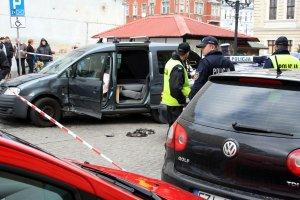 21-letni Litwin ukradł auto w Berlinie. Uciekał policji, taranował radiowozy [WIDEO Z POŚCIGU]