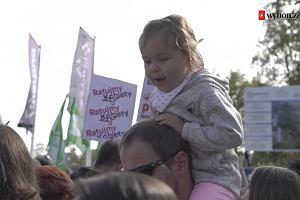 Ratujmy kobiety. Manifestacja pod Sejmem przeciw ca�kowitemu zakazowi aborcji