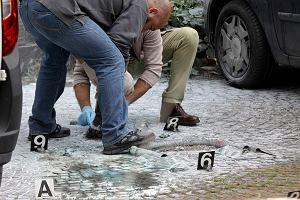 """Eksplozja w centrum Rzymu. """"Bomba domowej roboty"""" na parkingu"""