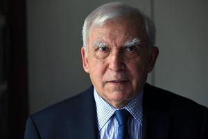 Rotfeld: Rosja musi wiedzieć, że nie wejdzie w Polskę jak w masło