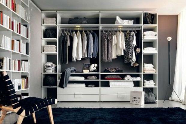 Jesienne porządki, czyli jak urządzić garderobę?