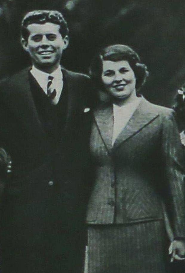 John, Rosemary Kennedy, 1938