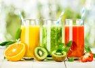 Zmiana w zasadach od�ywiania. Powinni�my wzbogaci� diet� o soki owocowe i warzywne