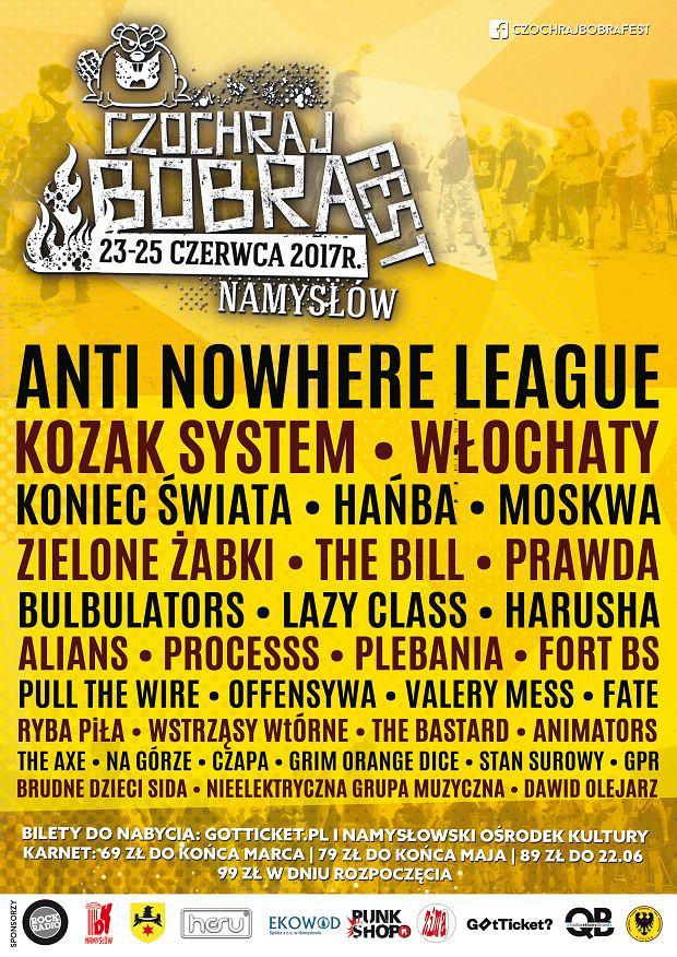 IX edycja Czochraj Bobra Fest