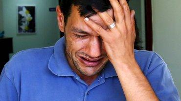 Zrozpaczony ojciec 3-latka, kt�rego cia�o wyrzuci�o morze: Niech �wiat to zobaczy
