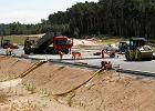 Autostrada do Łodzi prawie na ukończeniu