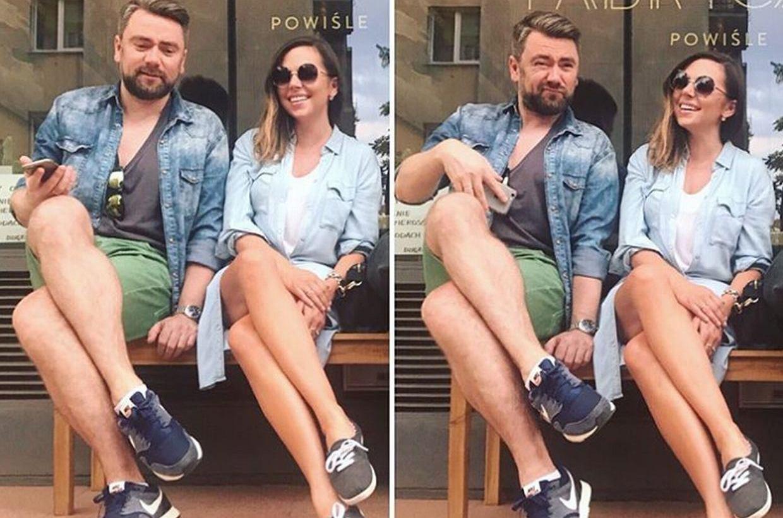 Ola Kwaśniewska obchodzi z mężem 6. rocznicę ślubu. Znaleźli bardzo romantyczny sposób na świętowanie