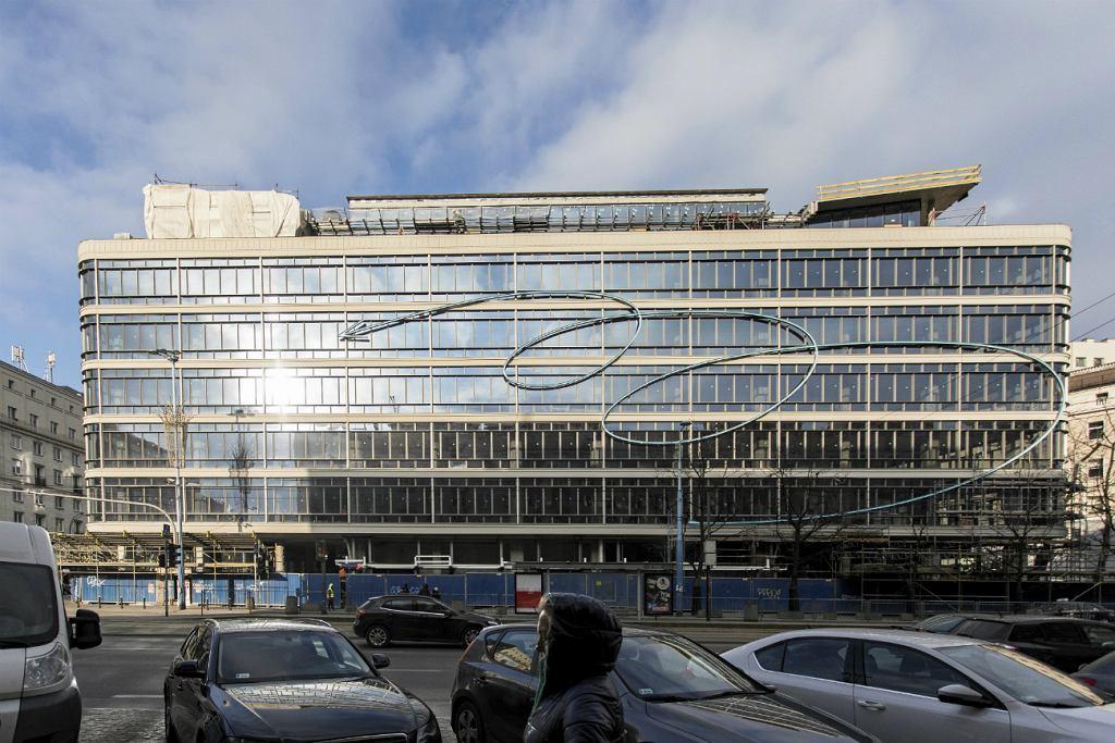 8eb54f917c Cedet Warszawa. Słynny budynek Smyka powrócił