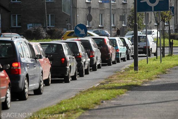 Samochod�w jest w Katowicach wi�cej ni� w Berlinie