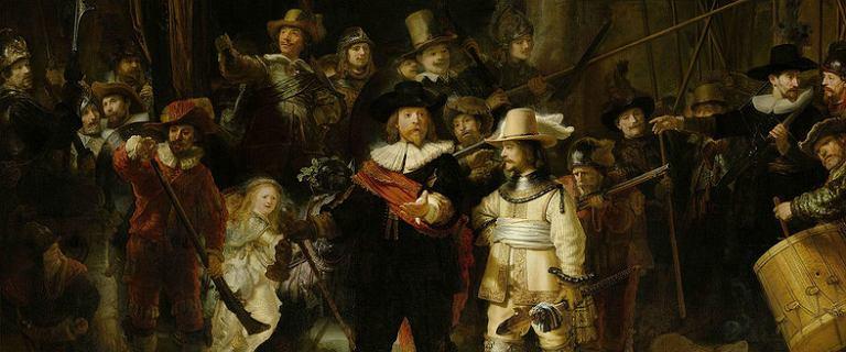 Każdy z nas będzie mógł popilnować ''Straży nocnej'' Rembrandta. Muzeum ma nowatorski pomysł