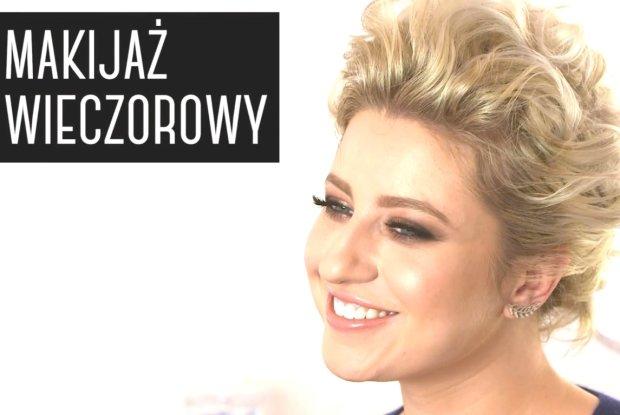 Magda Pieczonka dla Lula.pl: Zobacz, jak wykona� wieczorowy makija� i fryzur� idealne na imprez�