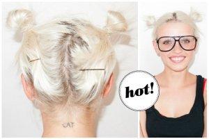 S�ynne �limaczki Gwen Stefani zn�w s� modne - zobaczcie, kt�re gwiazdy wypr�bowa�y odwa�n� fryzur� i jak na tym wysz�y