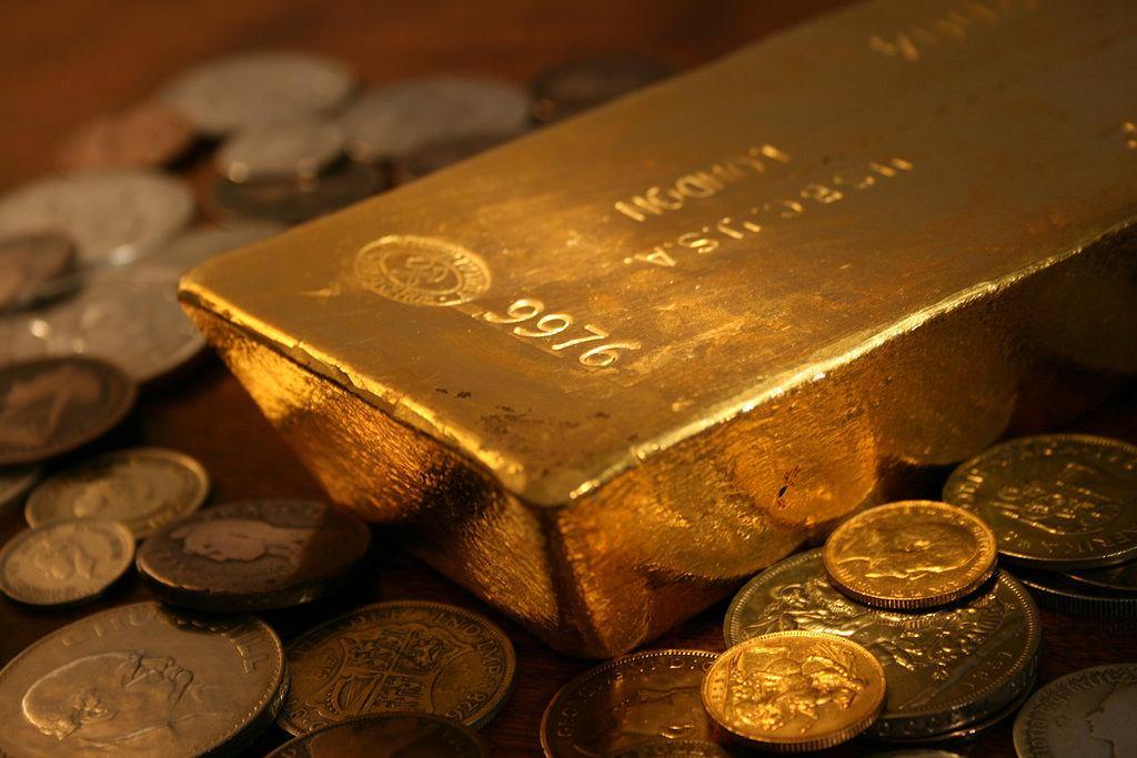 Złoto ukryte w domu