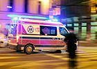 Pacjent wypad� z okna szpitala. Zgin�� na miejscu