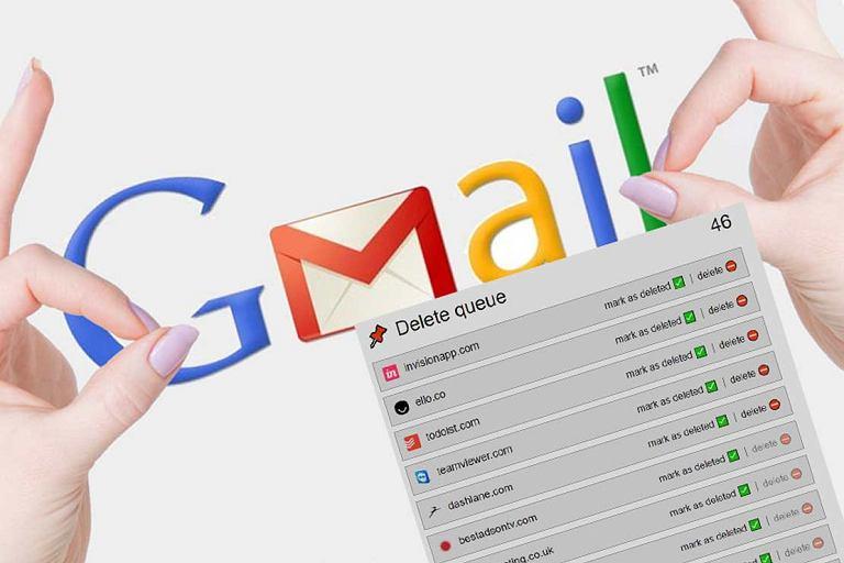 Zapanuj nad Gmailem