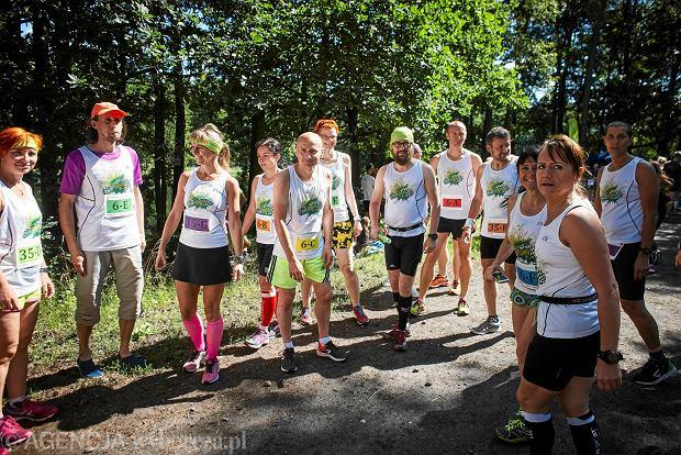 Zdjęcie numer 67 w galerii - VII Sztafetowy Maraton Szakala w Arturówku [GALERIA]