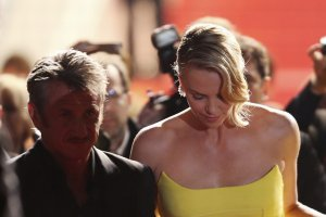 Sean Penn i Charlize Theron